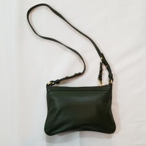 Marc Jacobs Bags - Marc Jacobs Green Leather Shoulder Bag